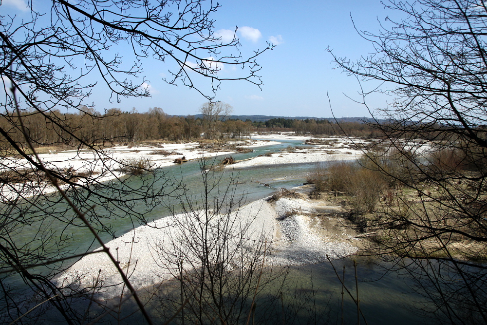 Isar bei Ascholding-m